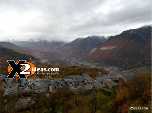 Otoño, Cerler y Valle de Benasque